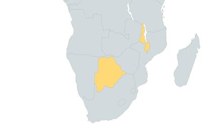 Study results: Malawi and Botswana